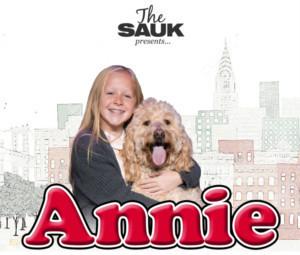 Cast Announced For The Sauk's ANNIE