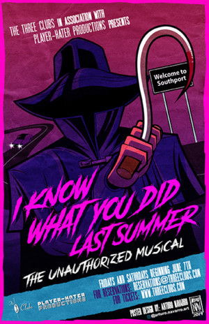 I KNOW WHAT YOU DID LAST SUMMER: THE UNAUTHORIZED MUSICAL Makes Its Way Back To Los Angeles