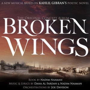 Major New Musical BROKEN WINGS Releases Concept Album; Watch a Music Video Featuring Rob Houchen and Hiba Elchikhe