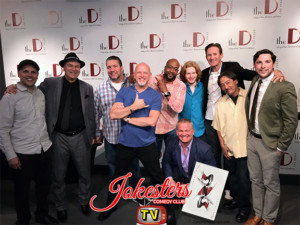 Jokesters TV Brings Standup Comedy Series To National Syndication On The Action Channel