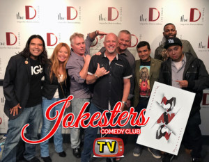 JOKESTERS TV To Begin Airing Friday Nights On The CW Channel In Las Vegas