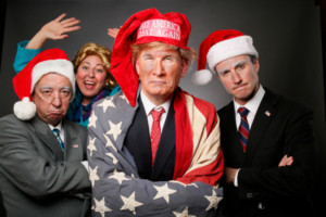 Alleyway Theatre Presents A VERY, VERY TRUMPY CHRISTMAS CAROL