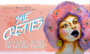 Make/Shift Presents SHE Creates 2k19 Featuring The New York Premiere Of THE CLARK DOLL