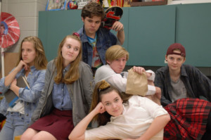 The CHS Opening Knights Present TRAUMEDY: A One-Act Play Festival