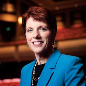 Wilson Center Names Sharon Lynne Wilson Executive Director
