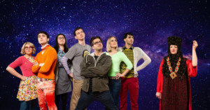 THE BIG BANG THEORY: A POP-ROCK MUSICAL PARODY Announces Closing