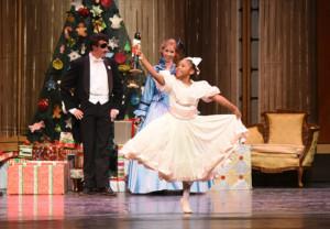 The New Orleans Ballet Association Presents THE NUTCRACKER SUITE