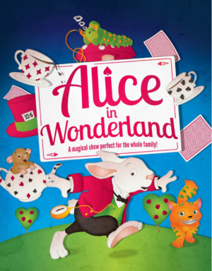 Immersion Theatre Announces Casting for ALICE IN WONDERLAND