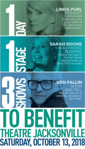 Linda Purl, Ken Fallin And Sarah Boone To Headline Theatre Jacksonville Benefit