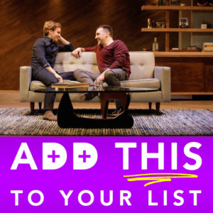 DANIEL'S HUSBAND Stars Feature On 50th Episode Of Podcast ADD THIS TO YOUR LIST