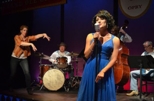 ALWAYS...PATSY CLINE Plays North Coast Repertory Theatre
