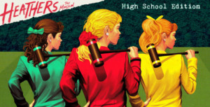 DLC's Teaching Young Artists to Present HEATHERS THE MUSICAL: HIGH SCHOOL EDITION