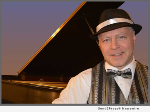 RAGTIME Pianist Bergin Featured In Michigan Humanities Council Touring Directory