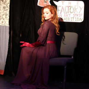 Razorglam Productions Announces Monthly Burlesque Shows!