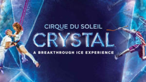 Cirque Du Soleil Presents CRYSTAL, the First Acrobatic Performance On Ice