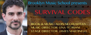Italian American Actor And Performer Andrea Galata To Star In The Opera-Musical Drama SURVIVAL CODES