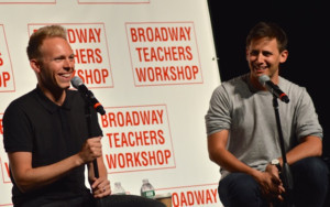 Broadway Opens Its Doors To Theatre Teachers At The 2019 Broadway Teachers Workshop!