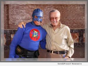 Real Life Urban Superhero DangerMan Will Tribute Comic Book Legend Stan Lee At Third Annual DangerMan Hero Awards