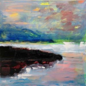 Painter Amiel Weisfogel Joins Goldenstein Gallery
