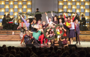 Transcendence Theatre Company presents BROADWAY HOLIDAY SPECTACULAR