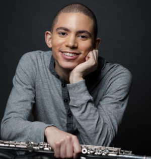 OCGMA Presents Anthony Trionfo And Albert Cano Smit, Flute & Piano