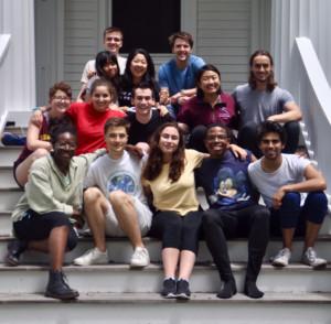 Shakespeare Academy At Stratford Kicks Off Fifth Season