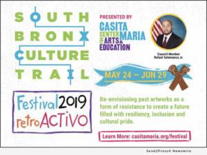 Celebrate Culture at the Annual South Bronx Festival 2019: RetroACTIVO