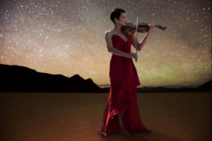 Anne Akiko Meyers And San Diego Symphony To Stream World Premiere Of Adam Schoenberg's Violin Concerto