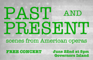 The Little OPERA Theatre Of NY Presents PAST AND PRESENT: SCENES FROM AMERICAN OPERAS