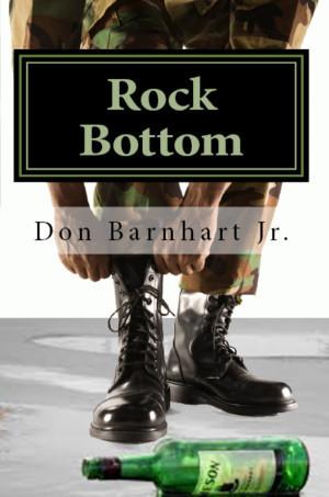 Las Vegas Comedian Don Barnhart's New Book Rock Bottom Shines Light On Veteran's Homeless Issue