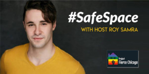 Random Acts Announces #SAFESPACE With Host Roy Samra, 12/18 At Pride Arts Center
