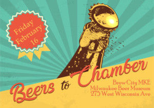 Milwaukee Chamber Theatre presents BEERS TO CHAMBER