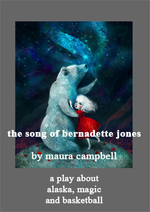 SONG OF BERNADETTE JONES By Maura Campbell Comes to The Fresh Fruit Festival