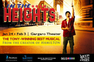 Lin Manuel-Miranda's IN THE HEIGHTS Takes The Stage In Pittsburgh's West End