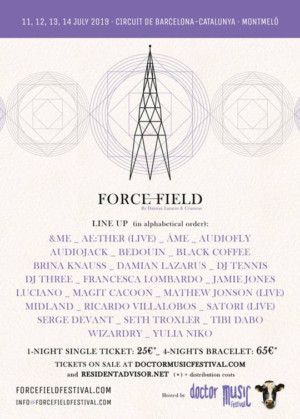 Damian Lazarus Launches Force Field Concept At Doctor Music Festival