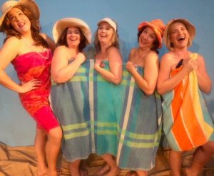 The Hendersonville Performing Arts Company Presents THE DIXIE SWIM CLUB