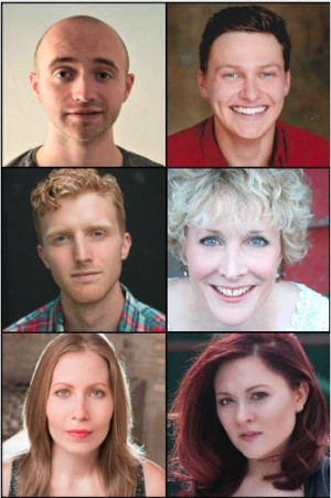 Cast Announced for RAISED IN CAPTIVITY