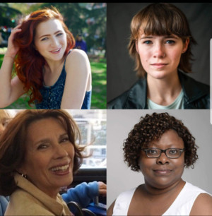 Plays By Women Rock the Strawberry One-Act Festival for Women's History Month