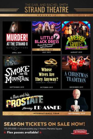 The Strand Theatre Announces International 2019 Season