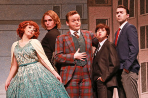 Actors' Playhouse At The Miracle Theatre Presents British Comedy ONE MAN, TWO GUVNORS