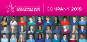CCCEPA/Pebblebrook Presents ComPAny '19 In STEP BACK IN TIME