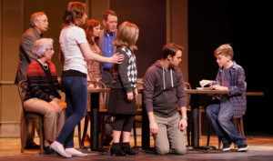 THE BIG MEAL Portrays Five Generations of Family Life on Stage