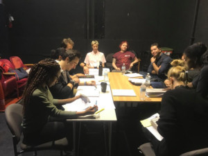 Cast Announced for LaMaMa's THE FLOOR IS LAVA