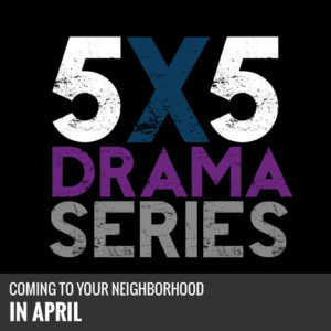 Playwrights Announced For Theatre East's 5X5 Drama Series