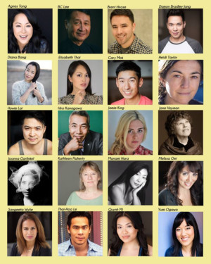 Vancouver Asian Canadian Theatre Presents The MSG Lab New Play Readings