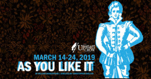 The Upstart Crow Presents AS YOU LIKE IT