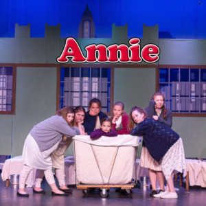ANNIE Comes To The Sauk Through June 17