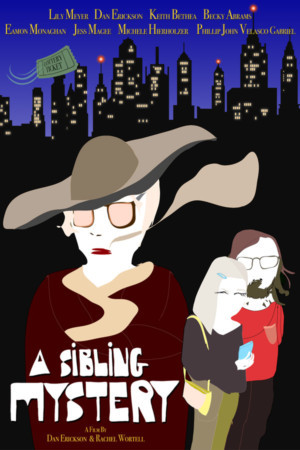 Global Digital Releasing To Distribute Mysterious Comedy A SIBLING MYSTERY Sept. 18th