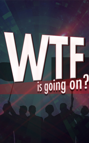 Political Cabaret WHAT THE F*CK IS GOING ON?: A NEW MUSICAL Returns For One-Night-Only Concert