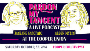 PARDON MY TANGENT to Hold Benefit Live Show Featuring H. Jon Benjamin, Kate Walsh, and More
